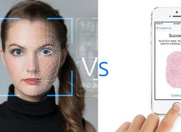face ID or Touch ID